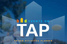 TAP: Triton Activities Plann - click to go to TAP website